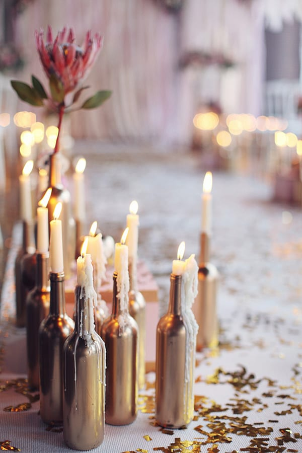Candlelit Wedding Proposals