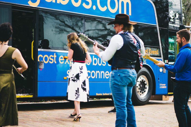 bus engagement