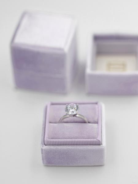 unique box for engagement ring