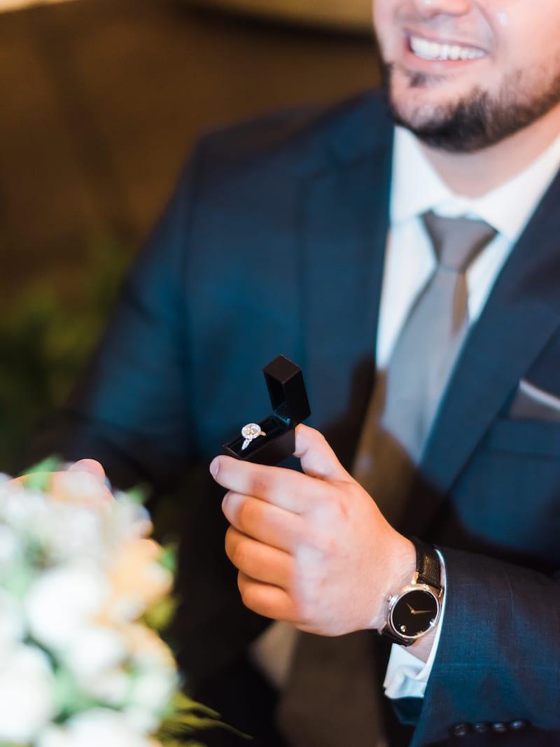 proposal ring box