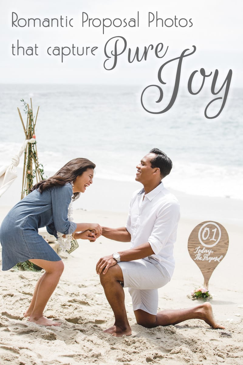 unconditional love proposal picture