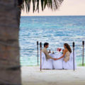 dinner for two in carribean