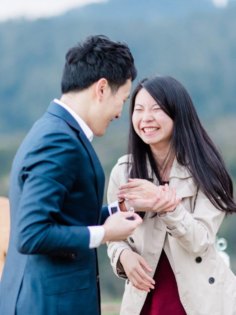 romantic proposal picture
