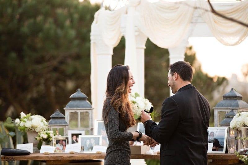 romantic proposal image