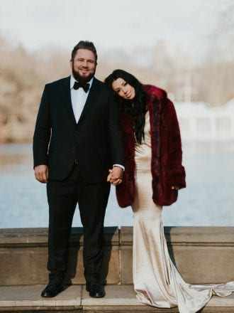 the yes girls gets a couple married
