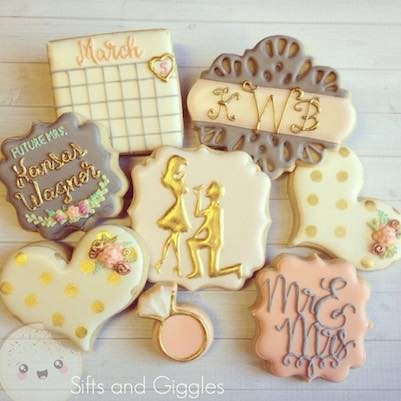 cookies for proposals