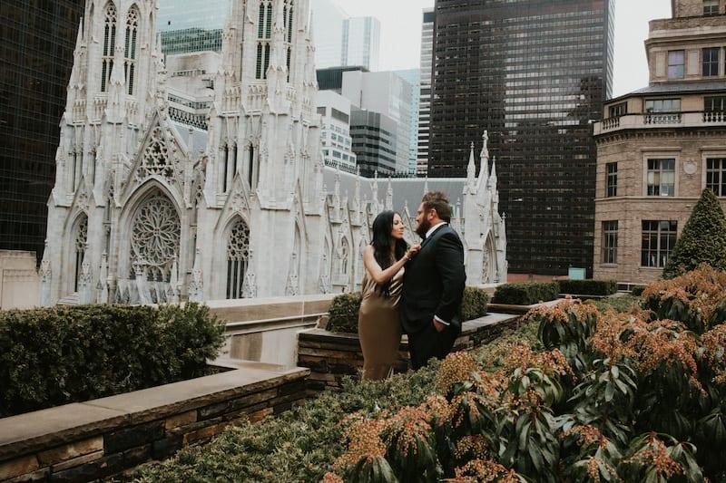 elopement planners in Manhattan