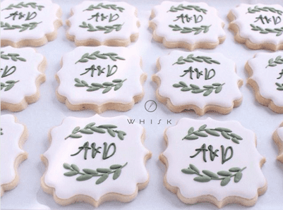 cookies for engagement party