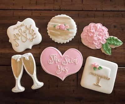 proposal party treats