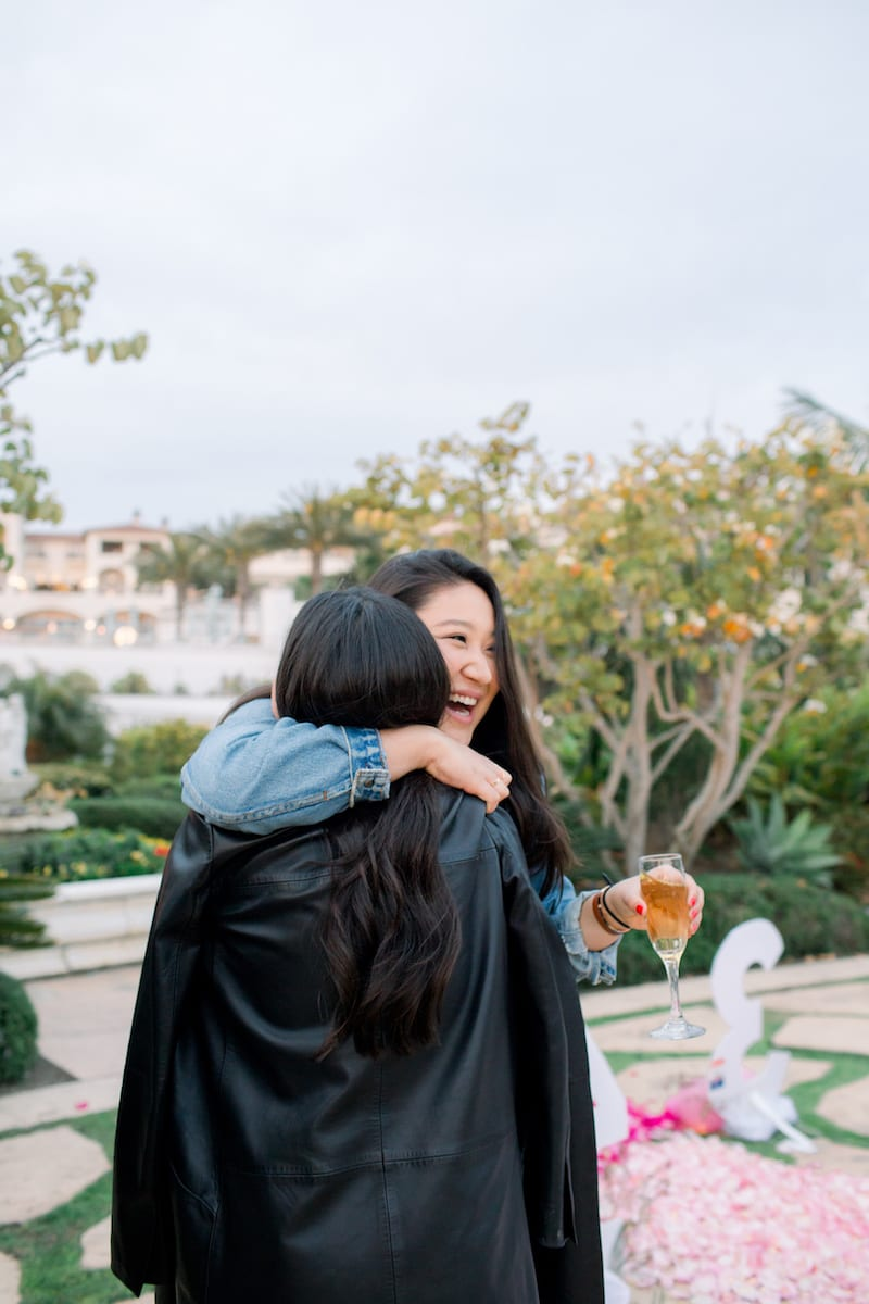 dana point ca proposal party