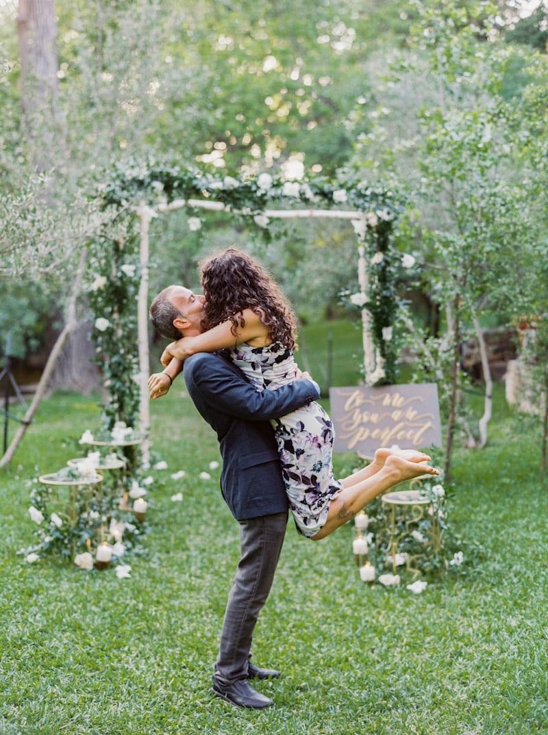 Austin's Jennifer's garden proposal