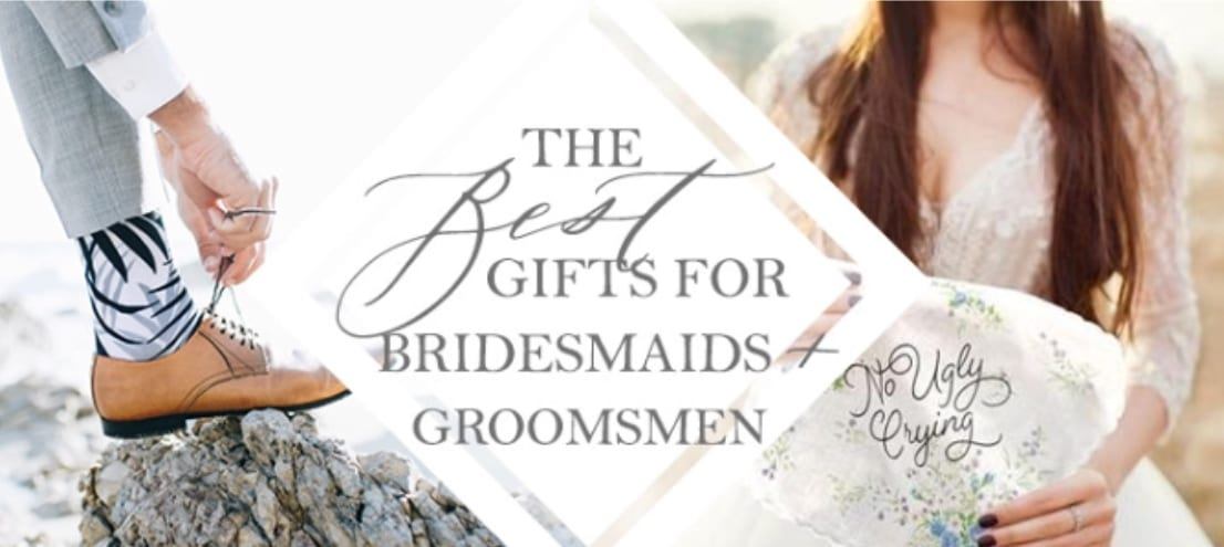 Groomsmen and Bridesmaids Gifts