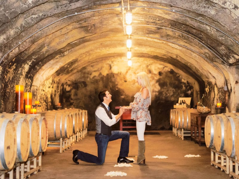 Winery proposal in Napa