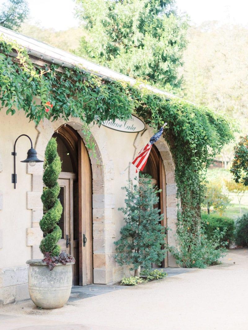 Napa winery proposal