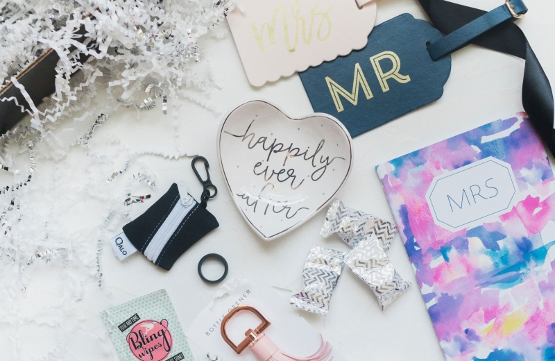 Just Engaged Gift Box The Yes Girls