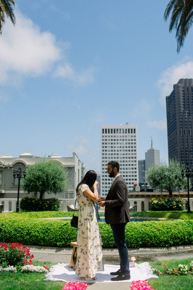 Rooftop Garden Proposal in San Francisco