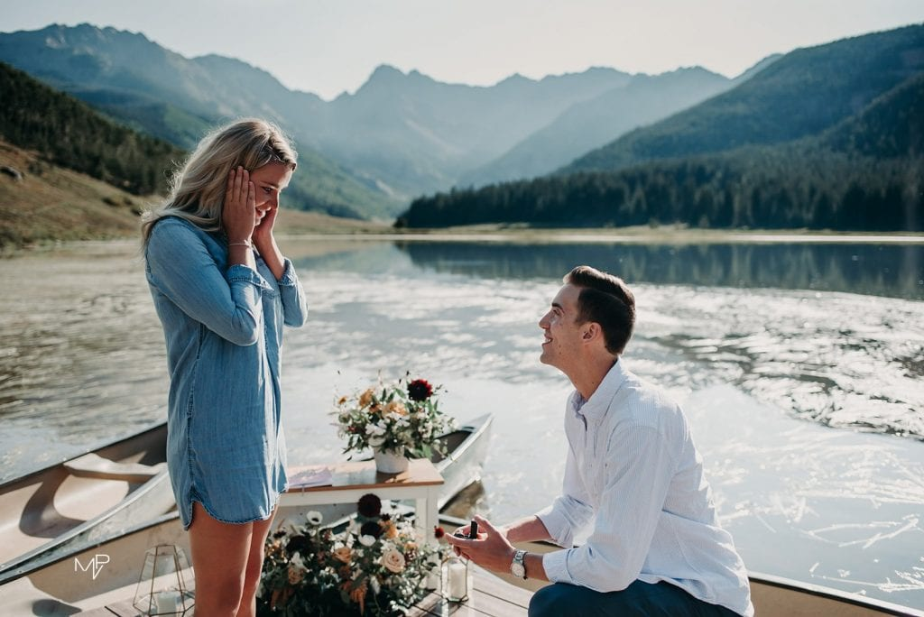 wedding proposal planners colorado