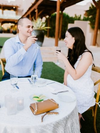 Scottsdale Marriage Proposal planners