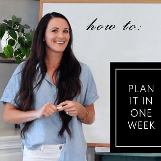 how to plan a wedding proposal asap
