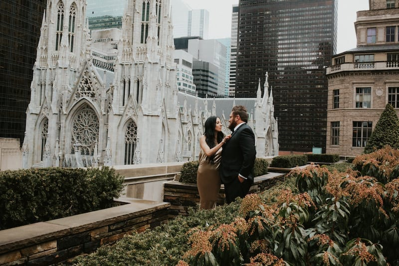 New York City Magical Rooftop Proposal