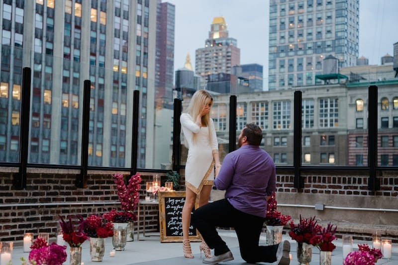 New York City Rooftop Proposal