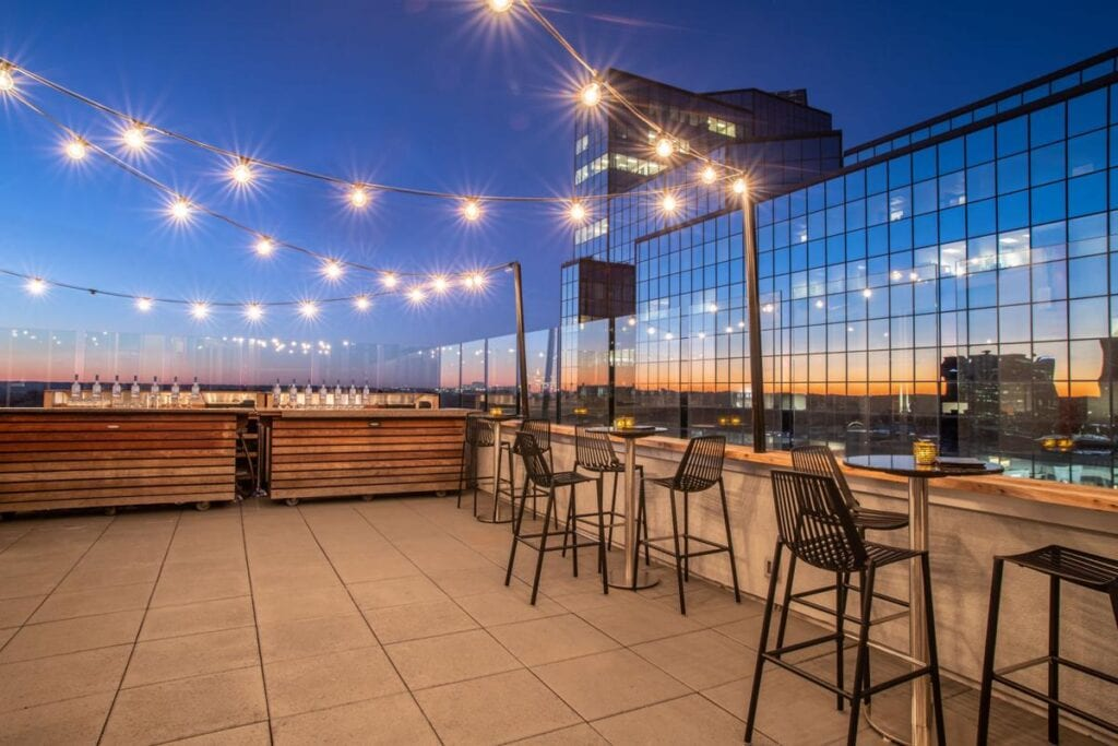 Atlanta, GA Rooftop Proposal planning