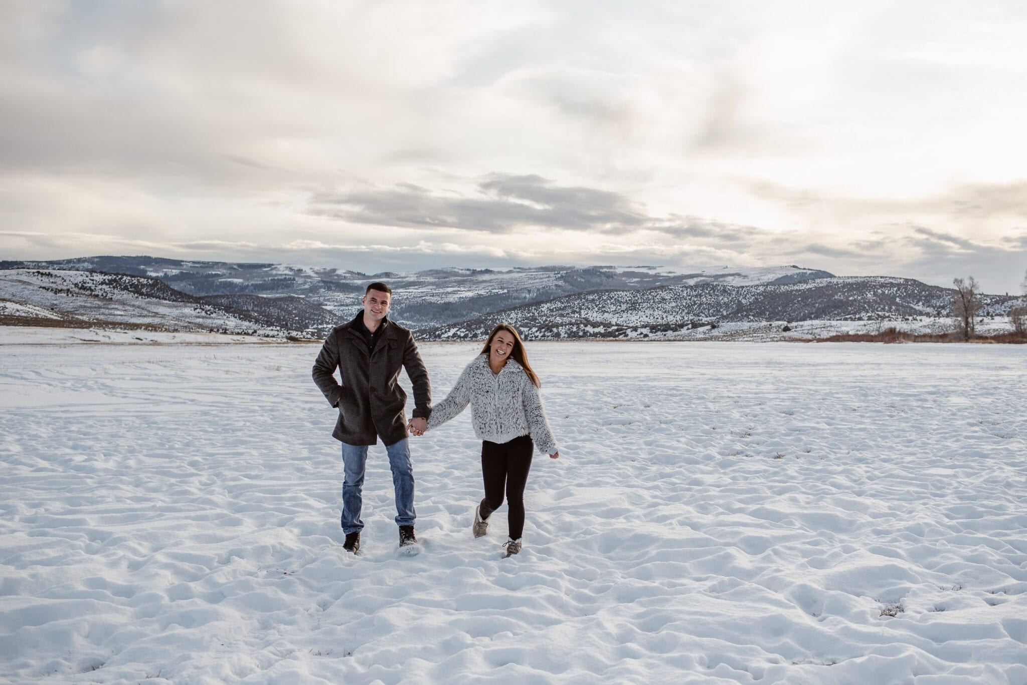 December Proposal in Vail