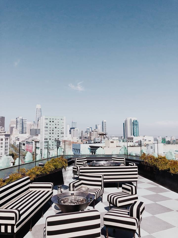 Private San Francisco Rooftop Proposal