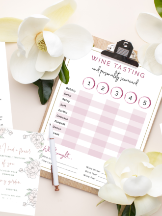 at home date night printable