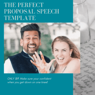 how to write proposal speech template download