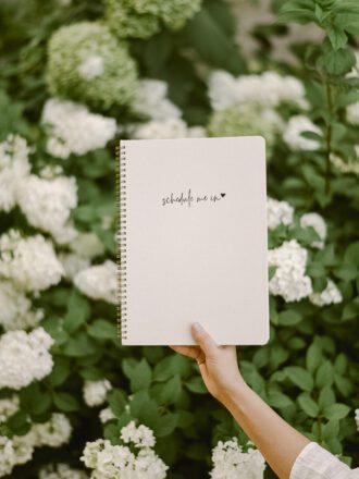 schedule me in planner