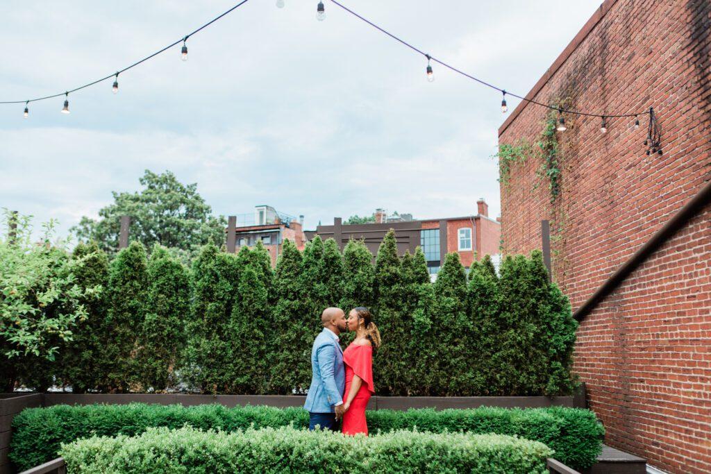 surprise planned proposal in Washington DC
