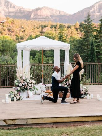 sedona interracial couple marriage proposal by themes girls