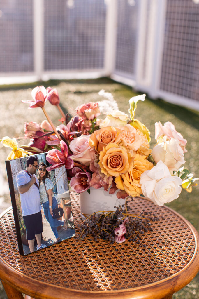 Table Decor- Proposal in New York