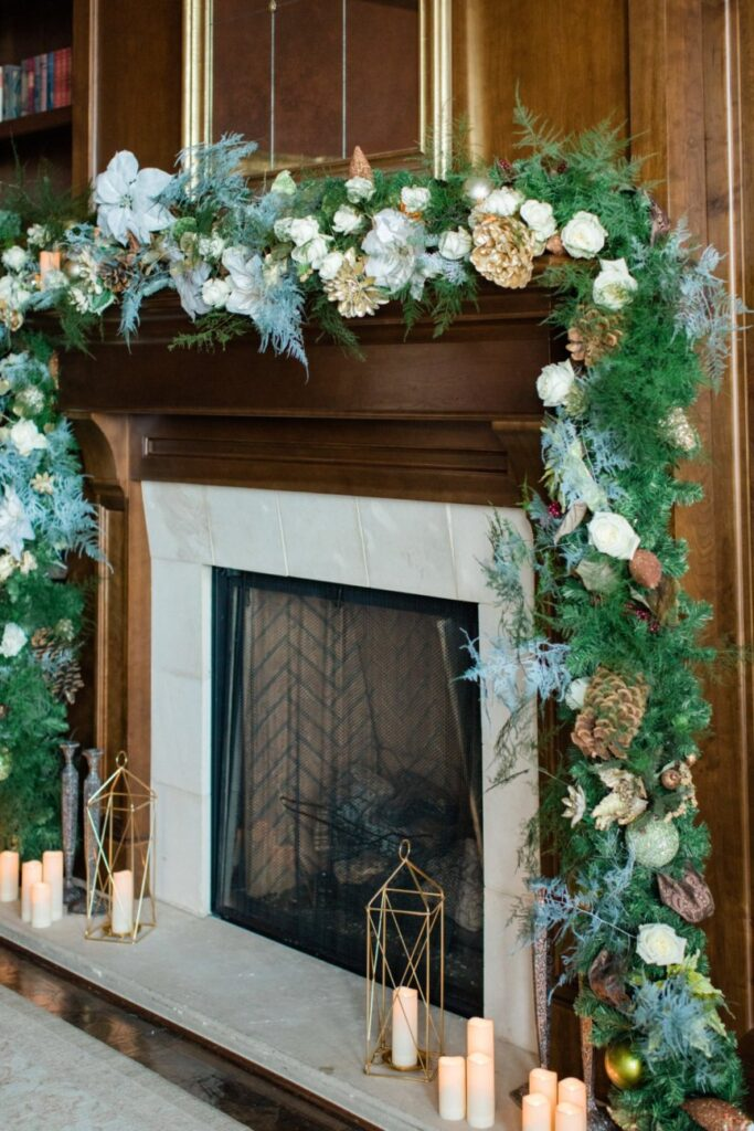 mantle at the montage