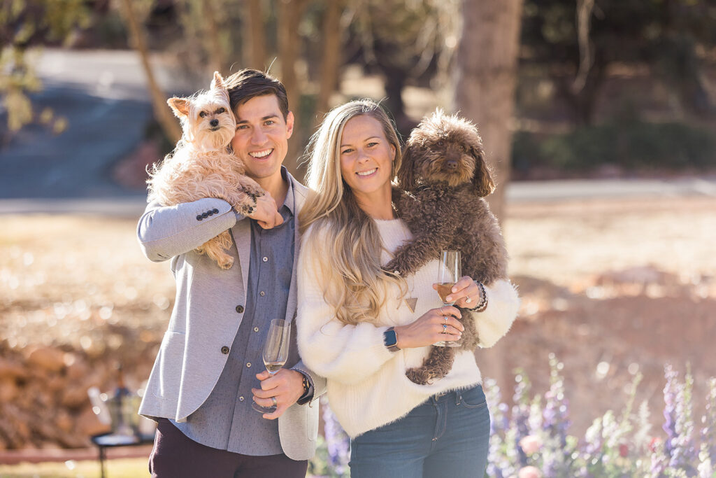 Dogs in proposal