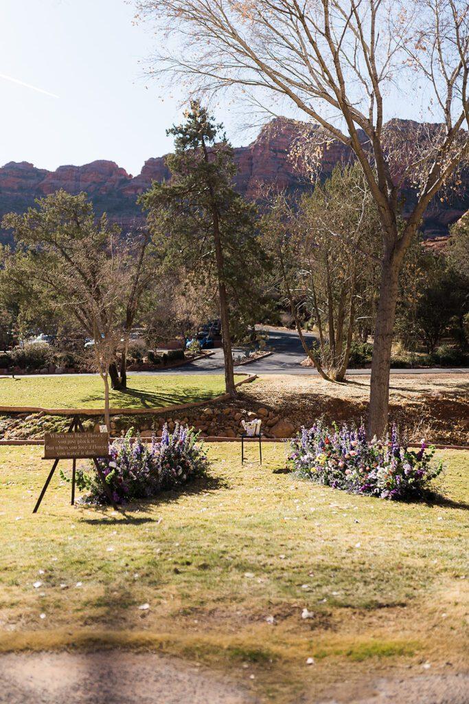 Sedona Garden Proposal