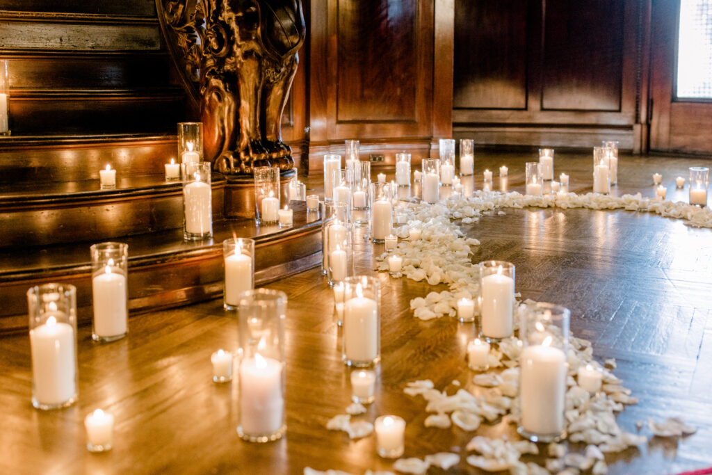 Sea of candles proposal