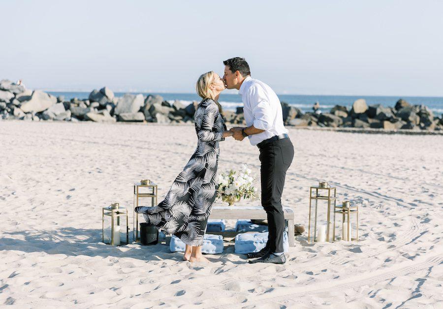 she said yes proposal