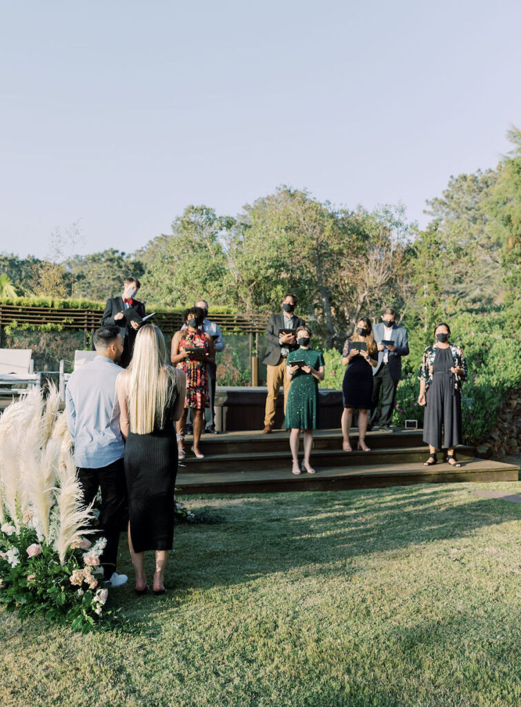 private choir for marriage proposal