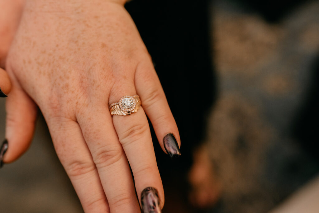 gorgeous ring for marriage proposal