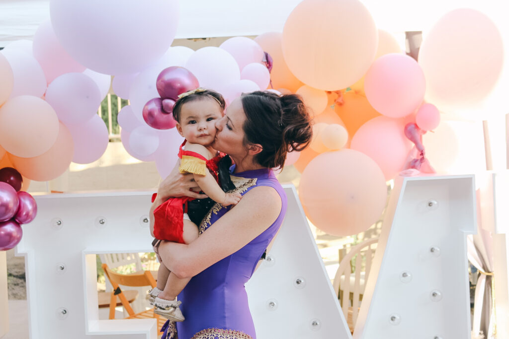 greatest showman 1st birthday party by the yes girls